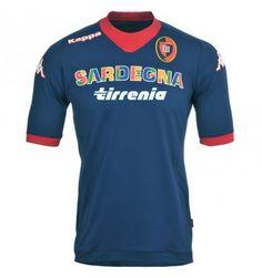 #Kappa #Maglie gioco KOMBAT 2012 #CAGLIARI #Calcio Uomo #calcio #soccer #mania #football #nanarossacom #shopping #kappa #cagliari