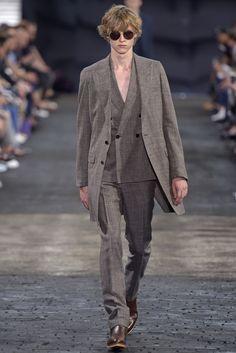 Maison Margiela Men's ready to wear Spring 2016