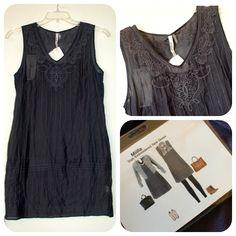 So cute, I love this dress Miilla Trish Embroidered Tank Dress  https://www.stitchfix.com/referral/3054320
