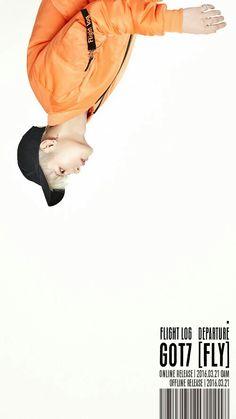 Jackson got7 comeback photo teaser
