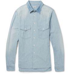 Chimala Chambray Shirt   MR PORTER