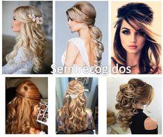 74 Ideas de Peinados para Bodas de todo tipos de cabellos y gustos Dreadlocks, Hair Styles, Beauty, Stiles, Ideas, Celestial, Weddings, Wedding Hairstyles, Hair