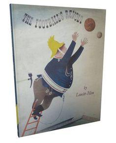 The Football's Revolt by Jan Le Witt http://www.amazon.co.uk/dp/1851778470/ref=cm_sw_r_pi_dp_nCanvb18R5KM0