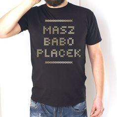 Masz babo Gold Męska (proj. One Mug a Day), do kupienia w DecoBazaar.com