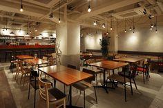 Hillman Restaurant(ヒルマンレストラン)裏なんば店|飲食・その他|大阪・東京の一級建築士・設計事務所SWING