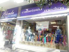 BLONDA c/ Santa Ana, 1 48930 LAS ARENAS/GETXO Tel. 944649106 #merceria #lenceria #corseteria #medias #getxo #getxotienepremio