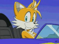 New trending GIF on Giphy. reaction wink episode 2 sonic x miles tails prower sonic to the rescue. Follow Me CooliPhone6Case on Twitter Facebook Google Instagram LinkedIn Blogger Tumblr Youtube