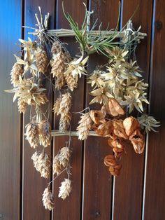 Summer wreath https://lefotodiluisella.blogspot.it/2017/06/ghirlande-estive.html