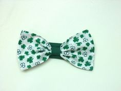 Adjustable Dog or Cat Collar Bow Tie  /  Neck by AllAboutMadison, $4.00