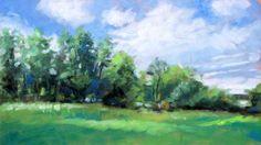 PanPastels Landscape Tutorial