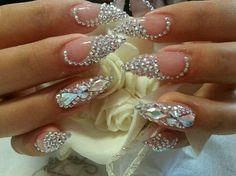 Super sparkly stilettos