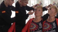Hair makeup make over. 2016 ,  laagjes in kort haar  ,HAIR MAKEUP MAKEOVER