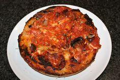 IMG_1316 Focaccia col salame piccante