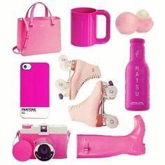 Hatsu Pink Pantone, Pink, Image, Instagram, Pink Hair, Roses