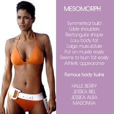 ectomorph/mesomorph workout - Google Search