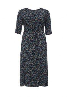 Платье, Intikoma, цвет: синий. Артикул: IN023EWRCT12. Женская одежда / Платья и сарафаны
