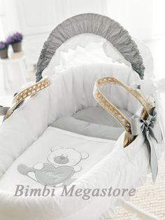 Pali - Baby Baby Cesta Porta Enfant Con Capote - Bimbi Megastore Bassinet, Baby Baby, Kids Fashion, Hampers, Crib, Baby, Junior Fashion, Baby Crib, Babies Fashion