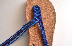 Cómo hacer Flip Flops desde cero - sueño un poco más grande