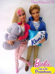 https://flic.kr/p/ftTVn1 | Barbie & Ken | En outfits de Life in the Dreamhouse hechos por mi