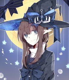 Wadanohara and the great blue sea characters