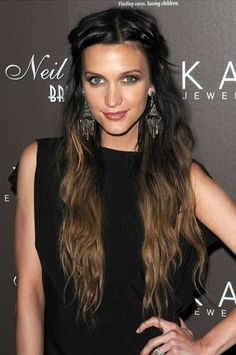 @Emily Schoenfeld Schoenfeld Schoenfeld Schoenfeld Schoenfeld Stewart   I'm thinking this color for your ombre but your length
