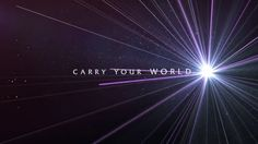 """""""I'll carry your world and all your hurt""""-Coldplay, Atlas"""