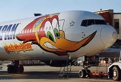 Woody  jet 2001  ANA all nippon airways   WOODY WOODPECKER #jorgenca