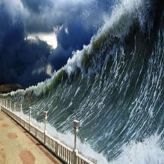 How do tsunamis occur? Where do tsunamis occur? and what causes tsunamis?Tsunami, also written Sunami by people in Japan, is a massive flood
