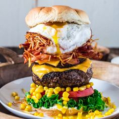Banana Heart Burger Recipe Vegetarian Recipes Pinterest