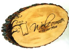 Check out this item in my Etsy shop https://www.etsy.com/listing/277133978/welcome-to-our-nest-sign-welcome-sign