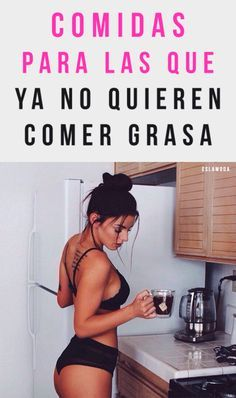 Comidas sencillas y sanas - Recipes, tips and everything related to cooking for any level of chef. My Diet Plan, Le Chef, Easy Healthy Recipes, I Love Food, Healthy Habits, Transformation Body, Healthy Lifestyle, Health Fitness, Healthy Eating