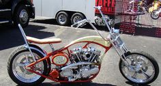 Hey!  They turned my childhood Stingray bike into a chopper!.....and man, the memories I have with that old bicycle!