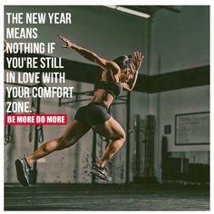 #newyear #fitness #fitnessquotes #bemoredomore