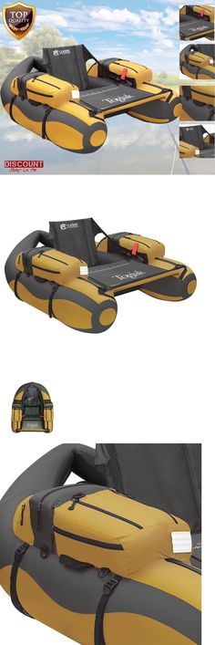 Float Tubes 179995: Inflatable Fishing Boat Tube Pontoon Belly Fisherman River Raft Sports Classic -> BUY IT NOW ONLY: $235.99 on eBay!