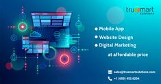 Trusmartsolutions providing Best DigitalMarketing Services Company in the USA offering affordable Digitalmarketing Services with guaranteed organic results & Increase your business sales with the best iOS & Android & development services Social Media Services, Digital Marketing Services, Online Marketing, Android App Design, Business Sales, Application Development, Ios, Mobile Applications, Organic