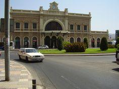 Train station, cartegena, Costa Blanca, Spain