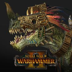 Total War: Warhammer - Horned & Cold Ones, C Wallberg on ArtStation at https://www.artstation.com/artwork/yWWa8