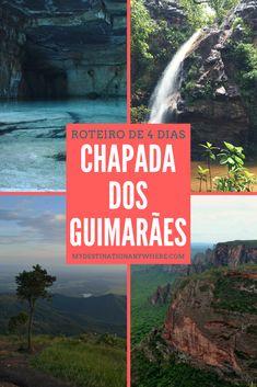 Veja um relato de viagem que mostra o roteiro de viagem de 4 dias pela Chapada dos Guimarães no Mato Grosso e os principais passeios para fazer na região.