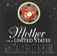 Marine Warant Officer Mom and Proud