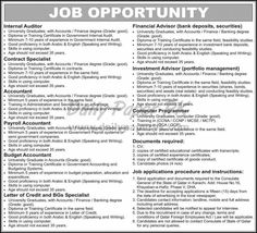 Job Opportunities In Consulate General State of The Qatar Karachi