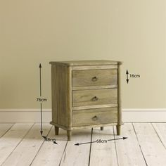 Celia – French-style Chests of Drawers Celia - Chests of drawers | The Sleep Room £395