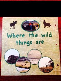 Where+The+Wild+Things+Are - Scrapbook.com