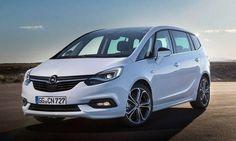 El nuevo #Opel #Zafira te espera en #DriveK para diseñarlo a tu gusto.