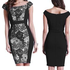 NEW Fashion Black Lace High Quality Mini Sleeveless Casual Elegant Women Dresses Office Lady Wear Bodycon Summer Clothes W374701