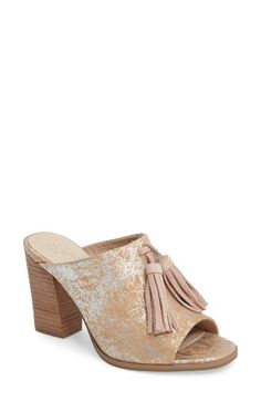 Free shipping and returns on Seychelles Under the Moon Tassel Mule (Women) at Nordstrom.com. A pair of swingy tassels makes a flirty finish for a fresh, fun block-heel mule fitted with a supportive cushioned insole.