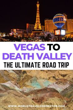 Interested in visiting Death Valley from Las Vegas? if so, read this ultimate guide to Death Valley. Death Valley National Park I Things to Do in Death Valley I Death Valley Road Trip I Death Valley Bucket List I 24 hours Death Valley I Death Valley National Park One Day I Death Valley National Park Photography California I Las Vegas Road Trip I Things to do Near Las Vegas I Las Vegas to Death Valley Road Trip I Death Valley from Las Vegas road trip I USA Road Trip Ideas