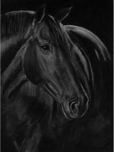 Equine Artist, Leonie Sutton, Ireland ~ Breathtaking talent :)