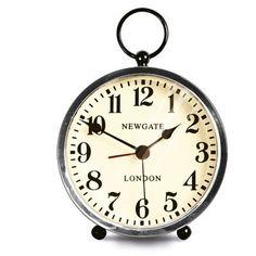 o0o0o0 vintage. i like.   Wesley Alarm Clock  #indigo #magicalholiday