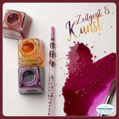 Mit den Zeichentinten von Winsor & Newton lassen sich wunderschöne Kreativideen umsetzen. Bei Farben Steger bieten wir eine breite Farbpalette und professionelle Beratung obendrauf. Also schaut's vorbei! #winsor&newton #drawingink #zeichentinte #kreativ #künstler #maler #josalzburg #farbensteger Drawing, Ink, Paint Palettes, Counseling, Canvas Frame, Cardboard Paper, Creative Ideas, Crafting, Sketches