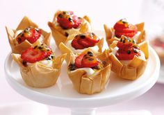 Free mini cream cheese tarts recipe. Try this free, quick and easy mini cream cheese tarts recipe from countdown.co.nz.